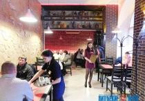Кафе для любителей белорусской кухни открыл бизнесмен в Полоцке