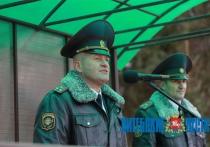 Показательным выступлением войсковая часть 5524 внутренних войск МВД в Витебске отметила свое 25-летие (+ФОТО, ВИДЕО)