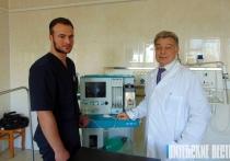 Главврач Россонской райбольницы Александр Мамась: «В больнице надо не лежать, а лечиться»