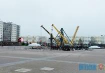 Как будет выглядеть главная новогодняя елка в Витебске?