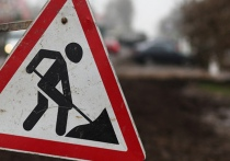Движение транспорта будет ограничено на одной из центральных улиц Витебска в связи с ремонтом дороги