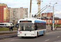 20 новых троллейбусов выйдут на линию в Витебске до конца года