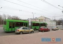 В связи с празднованием Дня Независимости в центре Витебска перекроют движение