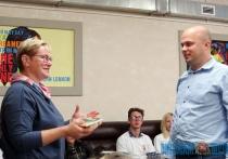 Витебчане и смоляне создадут совместный координационный совет по молодежному сотрудничеству