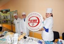 Телемост о здоровье и антистрессовый массаж. Республиканская выставка-ярмарка «Здорово живешь» прошла в Орше