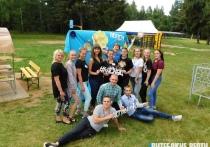 Около 300 школьников со всех уголков Оршанского района отдохнут этим летом в лагере «Ленок»