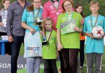 Семья из Шумилинского района заняла 2-е место на республиканском фестивале «Папа, мама, я – футбольная семья!»