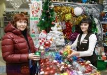 Сезон предновогодней торговли начался в Витебской области