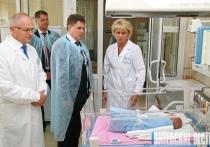 Вице-премьер Беларуси Игорь Петришенко оценил демографические усилия здравоохранения Витебской области