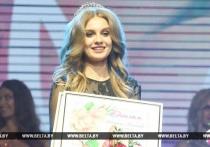 Витебская студентка завоевала титул «Королева Весна Беларуси-2017»