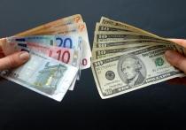 Белорусы в январе продали валюты больше, чем купили