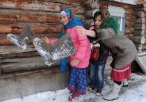 Метание валенок и метлобол устроят на колядную неделю в Полоцком районе