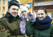 70-квартирный дом для военнослужащих ввели в строй в Лепельском районе