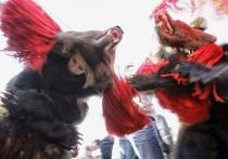 Медвежьи игрища покажут ханты в Витебске на День города