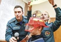 Спасатели напомнят жителям области о правилах пожарной безопасности