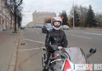 Мотоцикл семье не помеха. Молодая мама из Витебска рассказала о необычном хобби