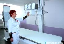 Новый рентгенодиагностический комплекс установлен в Лепельской районной больнице