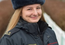 Лейтенант милиции из Лиозно Алена Лабовкина: «Работа нравится, поскольку ее итог – перемены к лучшему в людях»