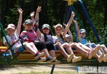 Реабилитационно-оздоровительный лагерь «Радуга» Витебского областного детского клинического центра начал сезон