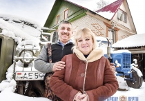 Сыры учились делать у голландцев. Как семья в Клястицах ведет подсобное хозяйство