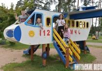 Дети со всей страны весело и с пользой проводят время в здравнице «Жемчужина» в Лепельском районе