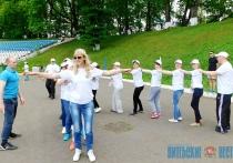 Фестиваль здорового образа жизни провели в Полоцке (+ФОТО)