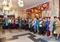 В Витебске отпраздновали 100-летие со дня образования органов загса