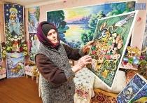 Единственная в Беларуси женщина-мастер резьбы по дереву живет в Чашникском районе