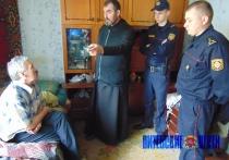 """""""Прости их, Господи..."""" Батюшка вместе с милиционерами посетил притоны Витебска"""