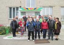 Итальянцы-волонтеры проводят «Трудовой отпуск» в центре «Радуга»